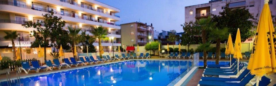 Hotel Ght Oasis Tossa Spa Tossa De Mar