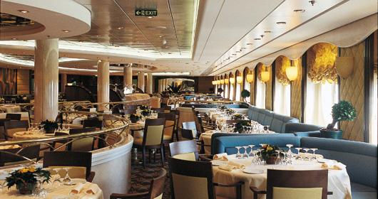 Nagy farkukat kínáló étterem