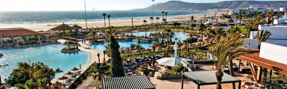 Marokkó   Marrakesh Agadir utazás   Lti Agadir Beach Club Hotel
