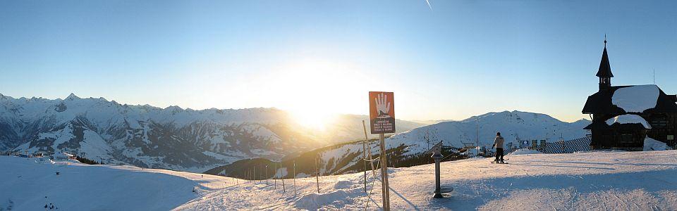Sípálya Ausztriában: Zell am See (Schmittenhöhe)