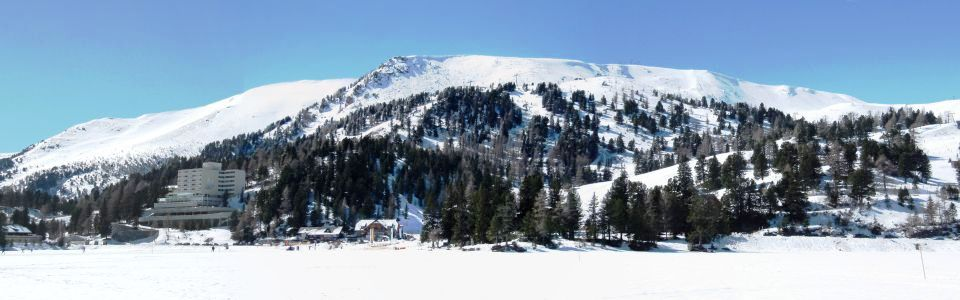 Sípálya Ausztriában: Turracher Höhe