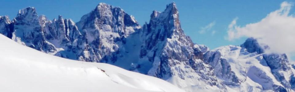 Sípálya Olaszországban: Alleghe-Civetta