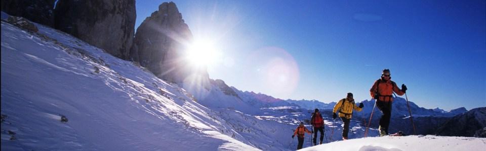 Sípálya Olaszországban: Cortina d'Ampezzo