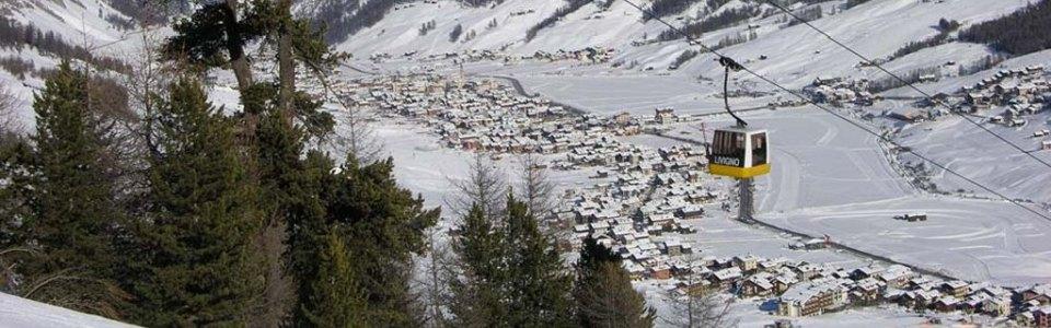 Sípálya Olaszországban: Livigno