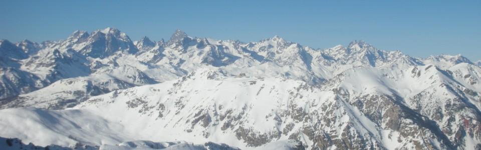 Sípálya Franciaországban: Montgenèvre