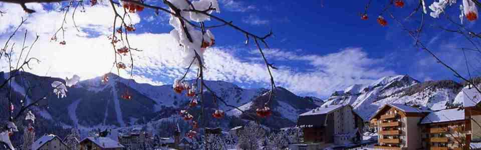 Sípálya Franciaországban: Auron