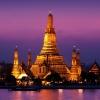 Városnézés Bangkok