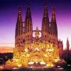 Városnézés Barcelonaban