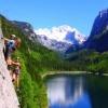 Via ferrata Ausztriában