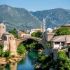 Városnézés Boszniában