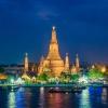 Városnézés Thaiföldön
