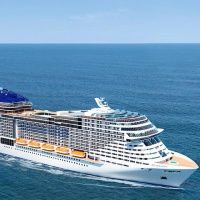 MSC Meraviglia - Nyugat-Mediterrán hajóút Genovából