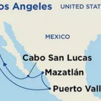 Mexikói Fiesta Repülős hajóút Magyar idegenvezetővel! Ruby Princess