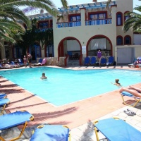Hotel Palm Bay *** Kréta, Sissi