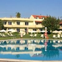 Hotel Amira (ex. Princess Flora) *** Rodosz, Kalithea