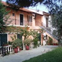 Yannis Apartmanház - Korfu, Messonghi