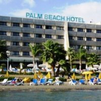 Palm Beach Hotel & Bungalows **** Larnaca