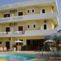 Hotel Dimitra *** Kréta, Kokkini Hani