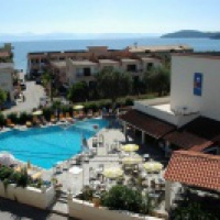 Hotel Gemini *** Korfu, Messonghi