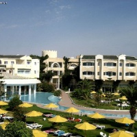 Hotel LTI Mahdia Beach **** Tunézia