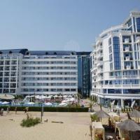 Hotel Chaika Beach **** Napospart