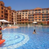 Diamant Residence Hotel & Spa **** Napospart