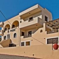 Pantheon Apartmanház - Karpathos, Pigadia