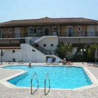 Panagiotis I és II apartmanház * Tsilivi - Repülővel Pozsonyból