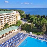 Hotel Sol Nessebar Palace ***** Neszebar - Wizzair Repülővel