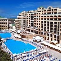 Hotel Sol Nessebar Palace ***** Neszebar - egyénileg