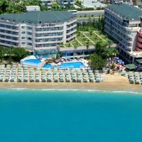 Hotel Aska Just In Beach ***** Alanya