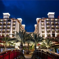 Hotel Quattro Beach Resort ***** Alanya
