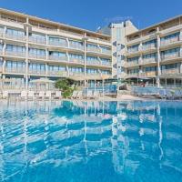 Hotel Aquamarine **** Burgasz,Napospart