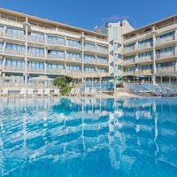 Hotel Aquamarine Sunny Beach **** Napospart