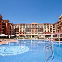 Hotel Diamant Residence **** Napospart