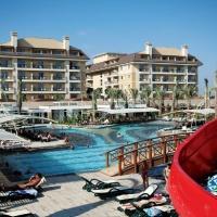 Hotel Crystal Family Resort ***** Belek