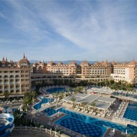 Hotel Royal Alhambra Palace ***** Side