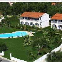 Zoi Apartmanház - Korfu, Messonghi