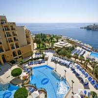 Hotel Corinthia Marina Beach Resort **** St Julians
