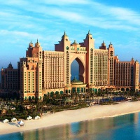Atlantis The Palm Hotel ***** Dubai (Emirates járattal)