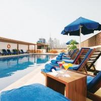 Citymax Hotel Bur Dubai *** Dubai (közvetlen Emirates járattal)