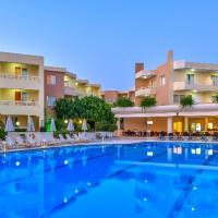 Hotel Atrion *** Kréta, Agia Marina