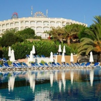 Hotel Denizkizi & Denizkizi Royal *** Ciprus, Kyrenia