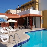 Dimitra Apartmanház - Kréta, Gouves