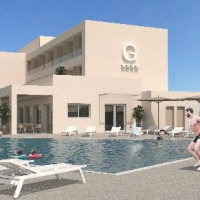 Hotel CNIC Gemini **** Korfu, Moraitika