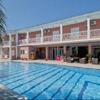 Hotel Angelina *** Korfu (Sidari) Busszal vagy Repülővel
