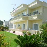 Alexandros Apartmanház - Korfu (Moraitika) Busszal vagy Repülővel