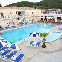 Zorbas Apartmanház - Korfu (Moraitika) Busszal vagy Repülővel