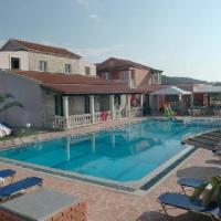 Blue Sky Apartmanház - Korfu (Sidari) Busszal