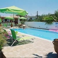 Skala Apartmanház - Kréta, Agia Marina Repülővel